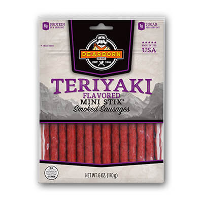 Teriyaki Mini Stix