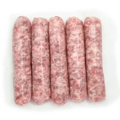 pork sausage links 6 lbs dearborn brand. Black Bedroom Furniture Sets. Home Design Ideas