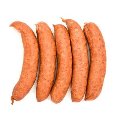 Short Polish Sausage